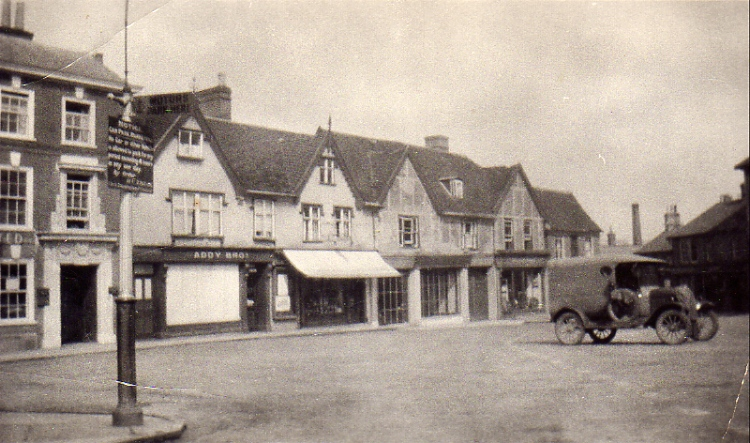 Market Hill, early 1930s