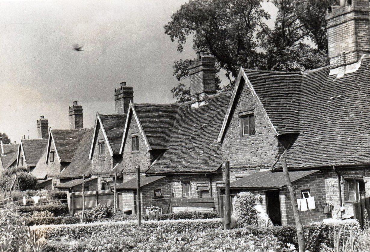 Hitcham's Almshouses