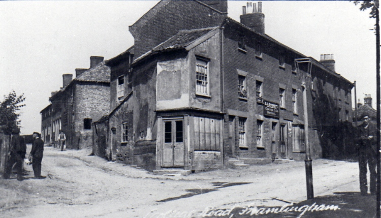 College Road/Vyces Road, c.1925