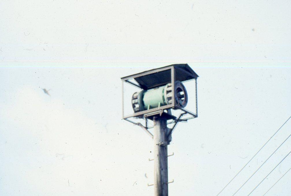 Badingham Road siren