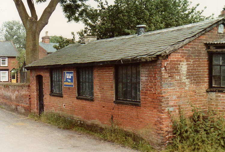Reading Room, Brook Lane, c.1982