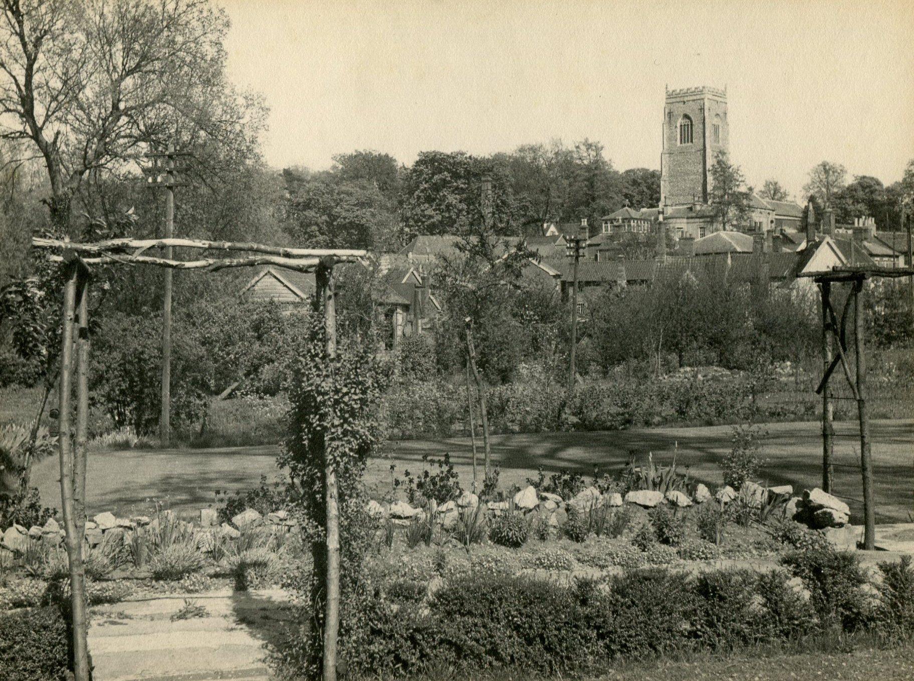 Elms garden