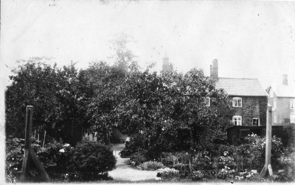 Fairweather's garden