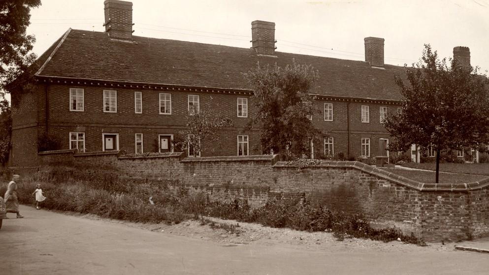 Mills Almshouses