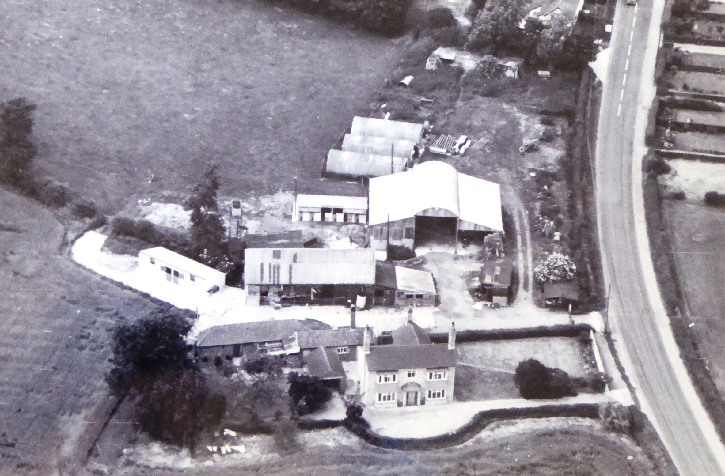 Mount Pleasant Farm, 1964