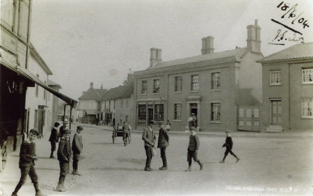 Well Close Square 1904