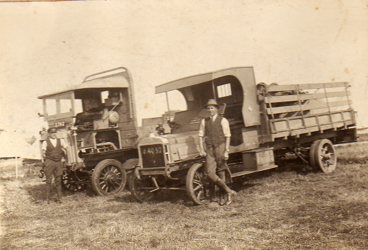 Hatcher's Lorries, 1920s