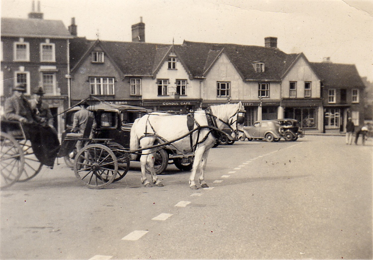 James Breese, Market Hill 1930s