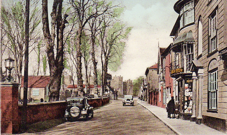 Church Street, mid 1930s
