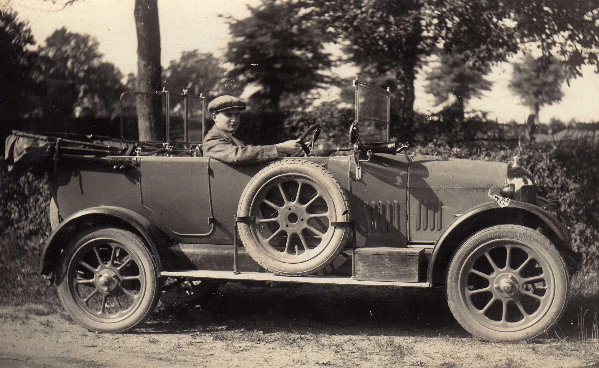 Morris Oxford, 1920s