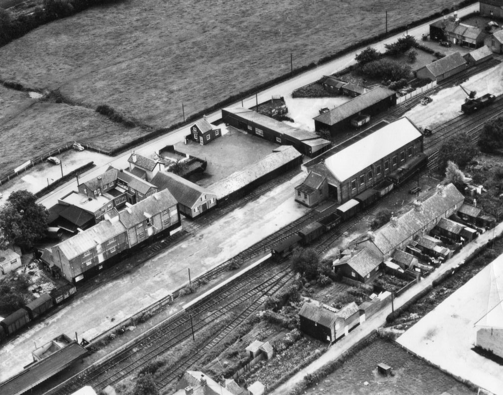 Station Yard, early 1960s