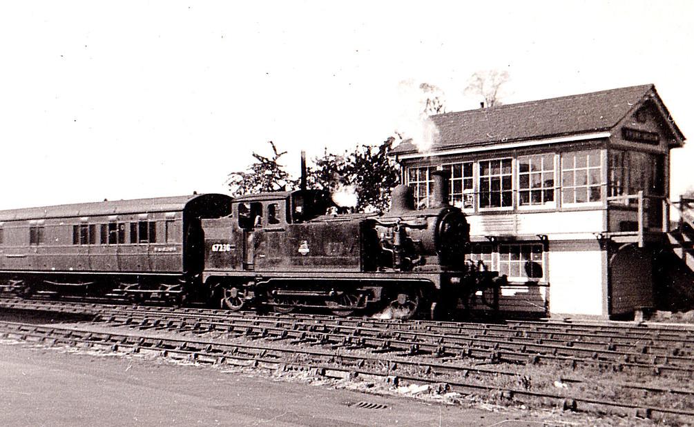 Framlingham Station