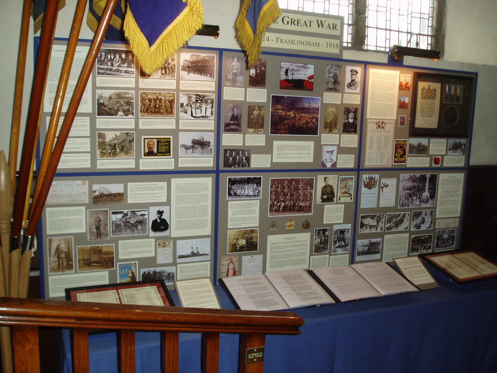 The Great War Display