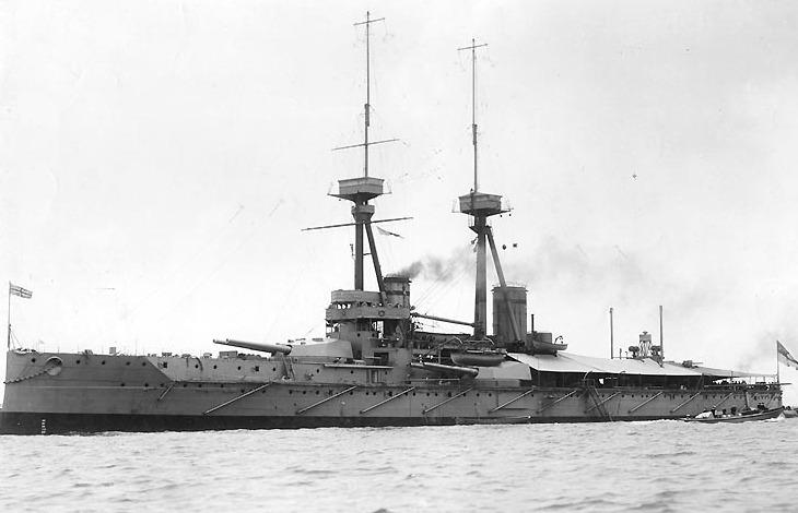 HMS Vanguard -