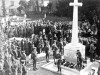 Dedication of the War Memorial, 1921