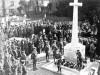 Dedication of the War Memorial, 1921