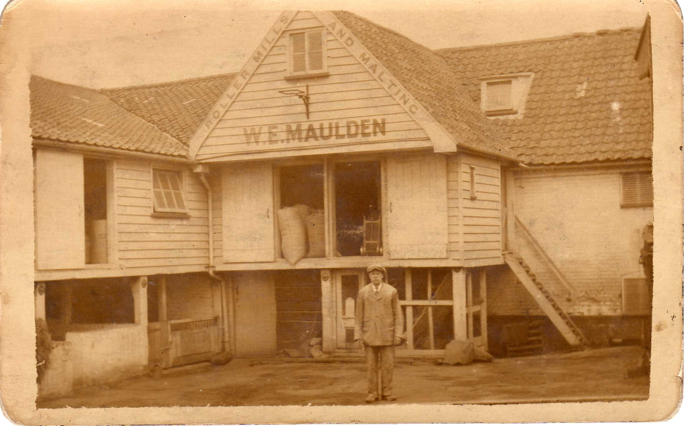 Maulden's Mill, Bridge Street
