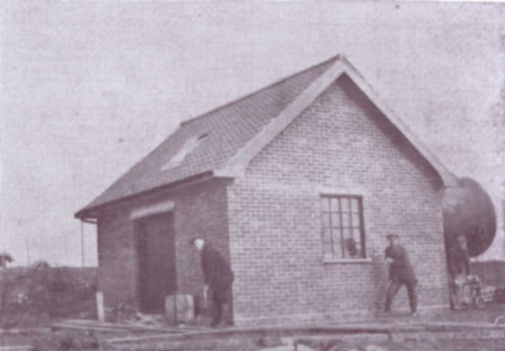 Water Pumping Station, 1938