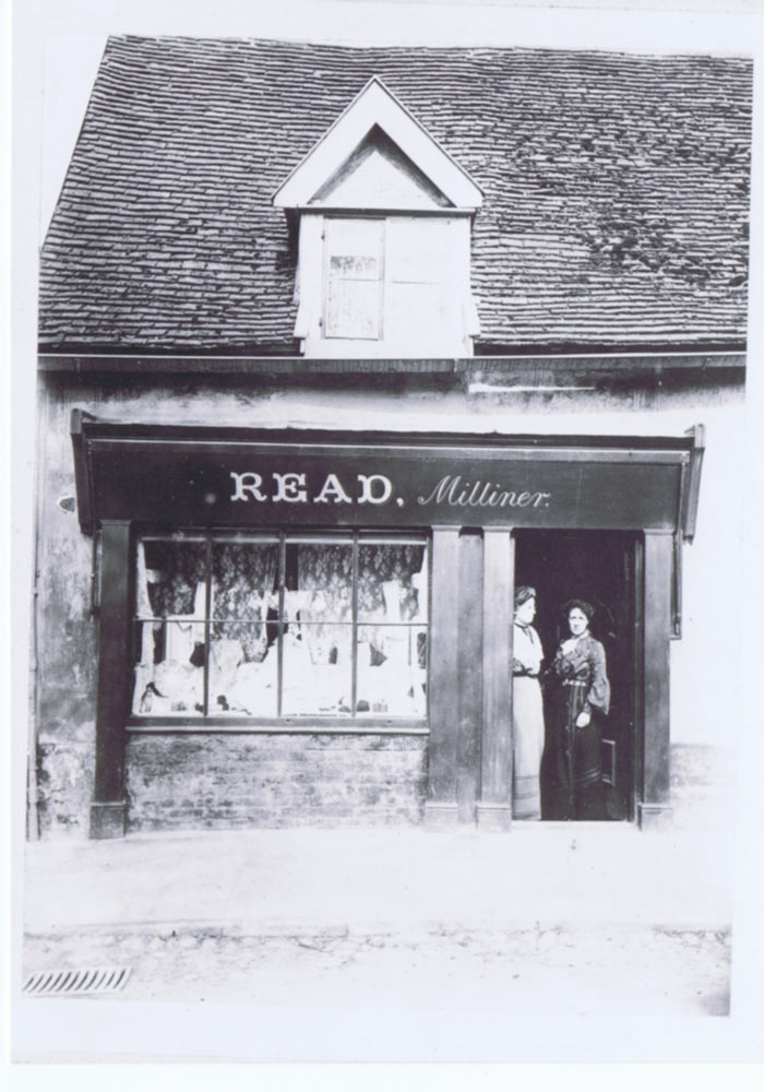 Read's Millinery Shop