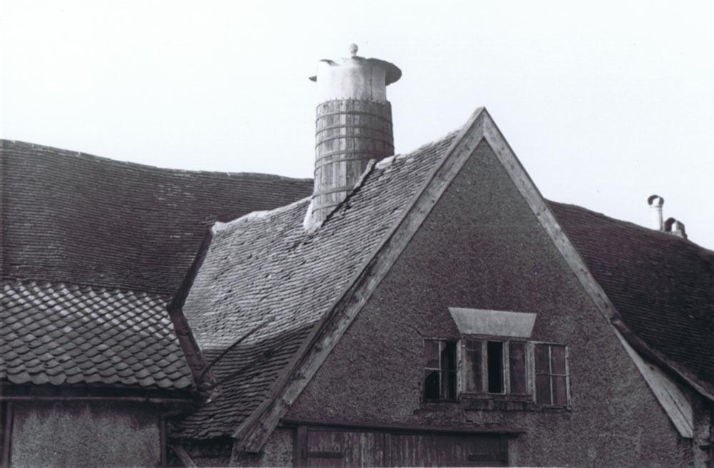Malt Kiln, Fore Street, Early 1970s