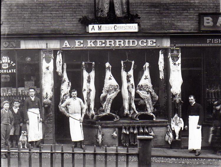 A E Kerridge, Bridge Street