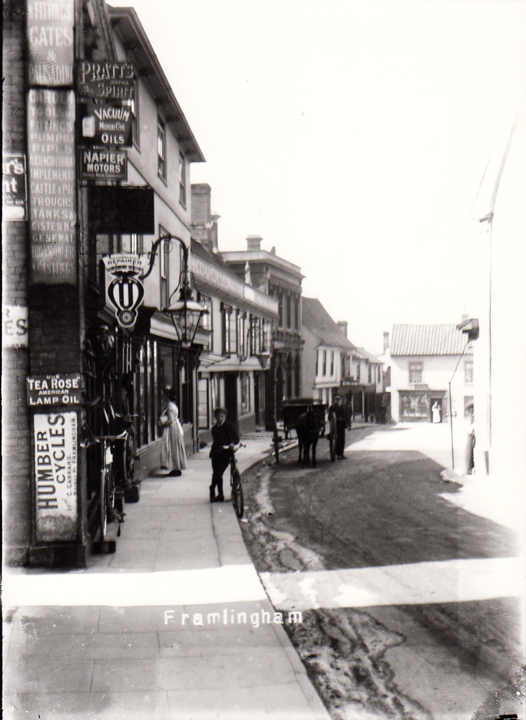 Garrard's Shop