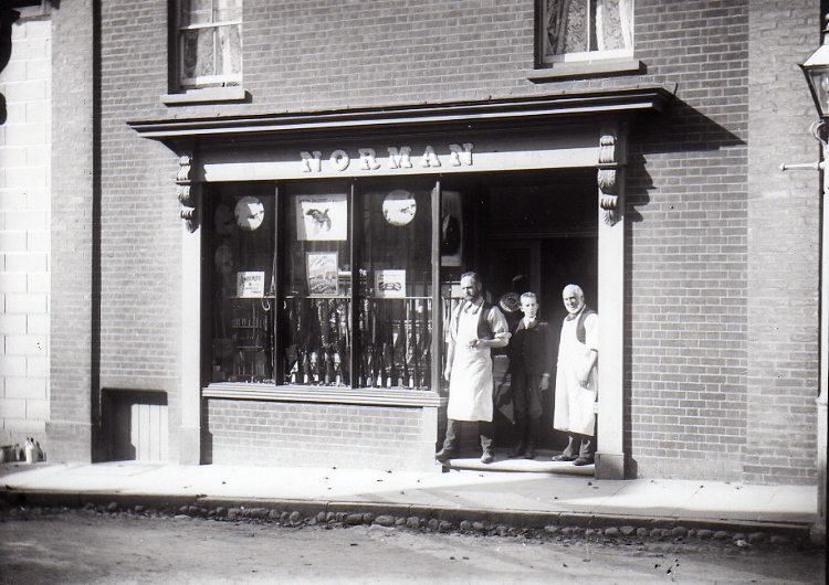 Norman's Gun Shop, Church Street