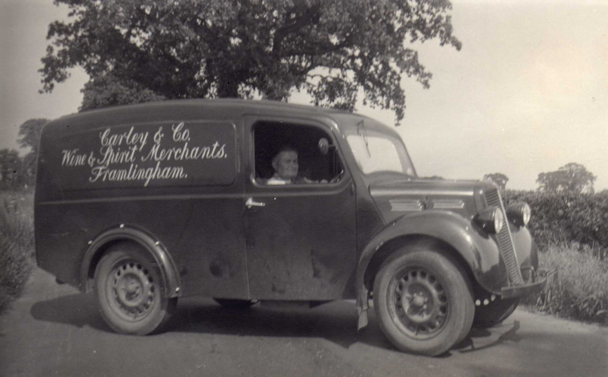 Carley's Delivery Van