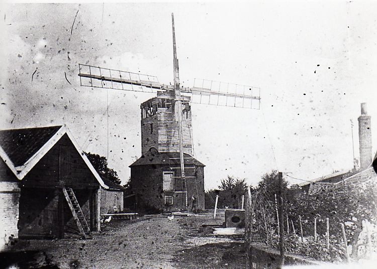 Button's Mill, Mount Pleasant, 1921