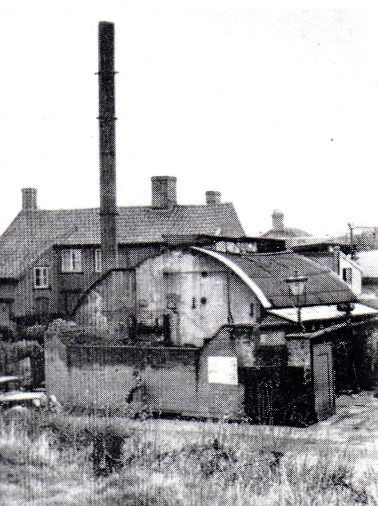 Gas Works, College Road, c.1959