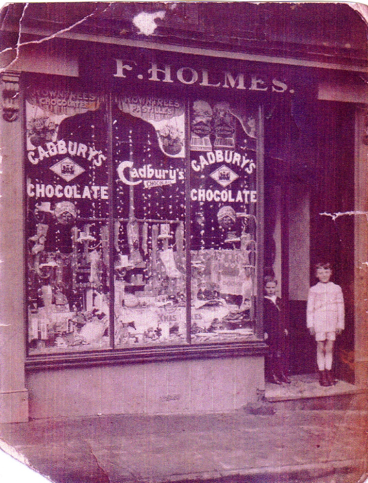 Holmes, Bakery Shop, Market Hill