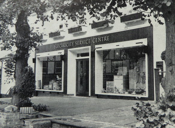 Electricity Showroom, 1957