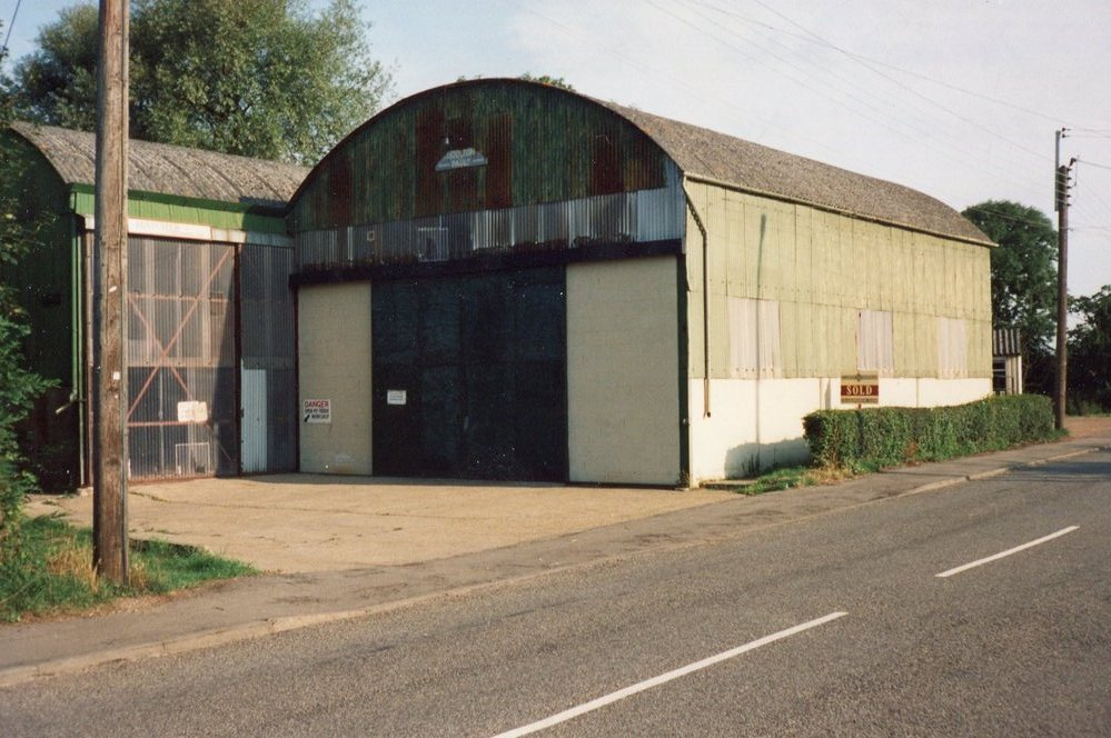 Badingham Road