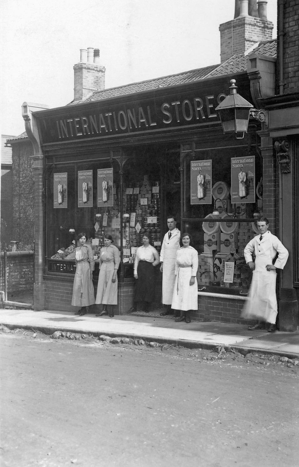 International Stores