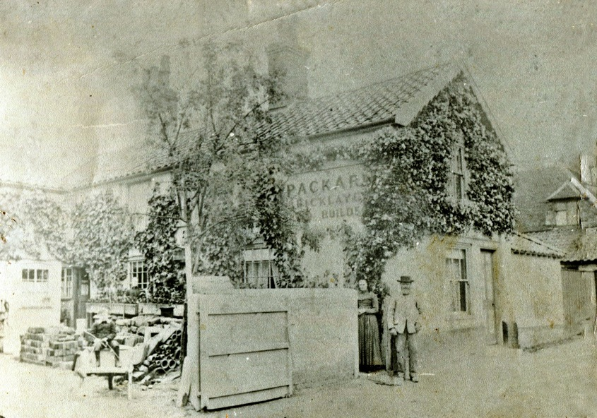 Isaac Packard's premises, Riverside