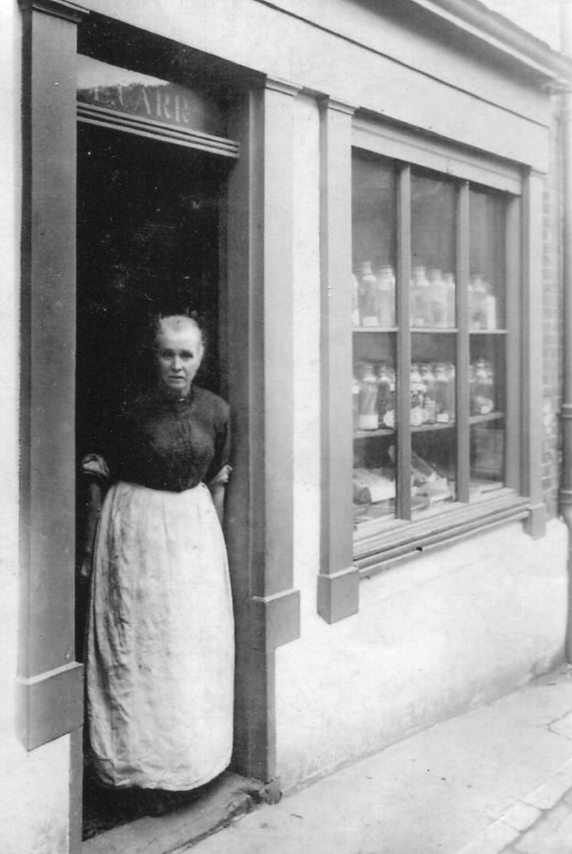 Elisabeth Carr
